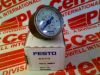 PRESSURE GAUGE 0-10 BAR 1/8INCH BSPT THREAD -- MA401018