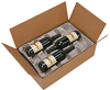 Pulp Fiber Wine Shippers and Boxes
