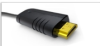 Fiber Optic HDMI Cables -- RAI-H3D-BKXXXF