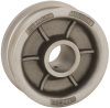 R-3547-W Double Flanged Steel Wheel