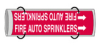 Brady Strap-On Pipe Marker -- 4059-F - Image