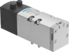 Air solenoid valve -- VSVA-B-M52-AZD-D1-1T1L -Image
