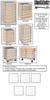 MODULAR CABINETS -- H61303TX