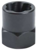 Socket,Bolt Extractor,8mm,5/16 In -- 19C531
