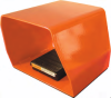 Compact, One Pedal Foot Switch With Guard -- 51.072OR