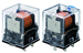 Square base DC and AC load relays -- MKS-X