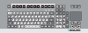 Ex i keyboard with touchpad -- EXTA2-*-K4* - Image