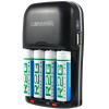 Lenmar 8 Hour AA/AAA AC/DC Battery Charger -- R2G808U