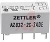 Relay;E-Mech;Latching;DPDT;Cur-Rtg 2A;Ctrl-V 24DC;Vol-Rtg 250AC/DC;PCB Mnt;8 Pin -- 70132375