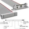 Rectangular Cable Assemblies -- H3AWH-3036G-ND -Image