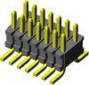 Micro Pitch Board-to-Board Terminal Strip -- FTR Series - Image