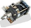 Air-Driven Liquid Pump -- 2 HP Models - Image