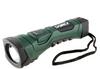 New Products -- 41-4751 180 Lumen LED flashlight 4AA Green
