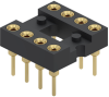 MillMax-Sockets -- 110-13-308-41-001000 - Image