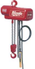 MILWAUKEE 2 Ton Electric Hoist 10 Ft. -- Model# 9570