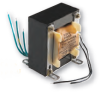 Chassis Mount - Universal Secondaries Power Transformer -- F-361U