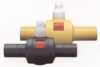 Ball Valves -- Polyball Natural Gas Valves - Image