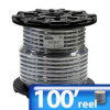 CONTROL CABLE 100ft 18AWG 25-COND FLEXIBLE UNSHIELDED -- V40180-100