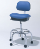 Class 10 Cleanroom Chairs -- 2803-17 -- View Larger Image