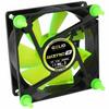 Gelid Solutions WING 8 - 80mm Gamer Case Fan - UV Green -- 100011