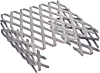 Expanded Metal Stair Treads -- Galvanized