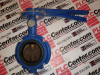 PENTAIR WC-8201-3 ( BUTTERFLY VALVE W/ADJ HANDLE 3INCH 250WP ) -Image