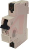 CIRC BRKR;UL508;THERM/MAG;TOGL;CUR-RTG 3A;DIN RAIL;1 POLE;DUAL TERM;E -- 70076125