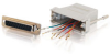 10-pin RJ45 to DB25 Female Modular Adapter -- 2601-02921-ADT - Image