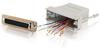 10-pin RJ45 to DB25 Female Modular Adapter -- 2601-02921-ADT - Image
