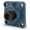 Flange Mounting Bearing Blocks-Locking Collar Type  -  Inch -- BBXBLK-HCF21340 -- View Larger Image