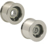 Flanged Idle Pulley -- RABS