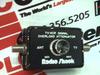 RADIO SHACK 15-578 ( MODULE TV-VCR SIGNAL OVERLOAD ATTENUATOR ) -Image