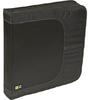 Case Logic 144 Capacity CD Wallet - Nylon - Black -- CDW-128BLACK