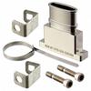 D-Sub, D-Shaped Connectors - Backshells, Hoods -- 1003-2396-ND - Image