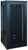 SmartRack 26U Low-Profile Switch-Depth Wall-Mount Rack Enclosure Cabinet, Hinged Back -- SRW26US -- View Larger Image