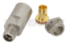 2.92mm Female Connector Clamp/Solder Attachment for PE-SR402AL, PE-SR402FL, RG402 -- PE44227 -Image