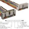 Rectangular Cable Assemblies -- M3DRK-2020K-ND -Image