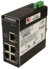 Unmanaged Industrial Ethernet Switch -- OM-ESW-105-POE - Image