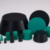 Green Neoprene Plugs - GN-SH SERIES -- GN-SH-102