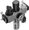 LFR-1/8-D-MINI-KF Service unit combination -- 185767-Image