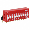 DIP Switches -- 732-11555-5-ND -Image