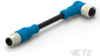 M8/M12 Cable Assemblies -- T4162114003-003 -Image