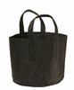 Dirt Pot Flexible Portable Planter, 5 Gallon, with handles -- HGDB5