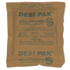 """5"""" x 5 1/2"""" x 1/2"""" Kraft - Clay Desiccants - 34 Gallon Drum -- DES112 -- View Larger Image"""
