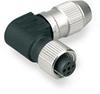 Sensor Actuator Interface (SAI) Round Plug -- SAIBW-4-IDC M12 - Image