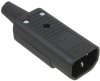Power Entry Connectors - Inlets, Outlets, Modules -- 486-1955-ND -Image