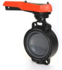 +GF+ PVC Wafer Butterfly Valve Type 567 -- 20845