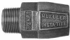 Straight Coupling With Mueller Insta-Tite Connection -- H-15424N