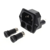 Power Entry Connectors - Inlets, Outlets, Modules -- 486-4364-ND -- View Larger Image