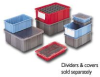 DIVIDERPAK II - DIVIDER BOX CONTAINERS - STANDARD -- HNDC3060